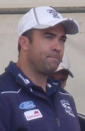 Chris Scott (Australian footballer) - Chris Scott in 2011
