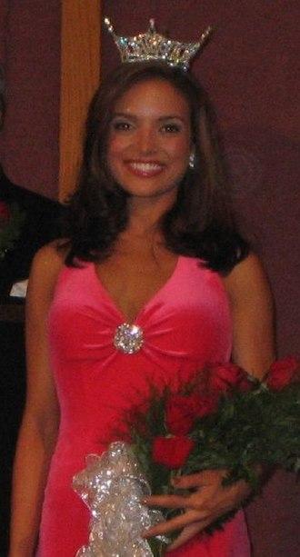 Miss Wisconsin - Christina Anna Thompson, Miss Wisconsin 2007