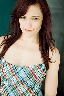 Christine Elise Mccarthy in a plain dress.jpg