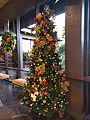 Christmas tree at the Polynesian (30826222214).jpg
