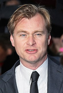 Christopher Nolan - the handsome, talented, intelligent,  director  with Irish, Danish, English, Welsh,  roots in 2017