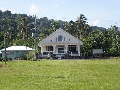 Church 2, Matavai village, Savaii, Samoa.JPG