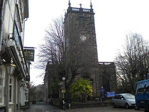 Church of St Modwen, Burton upon Trent (geograph 3845262)