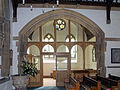 Church of the Holy Innocents, High Beach, Essex, England - south transept.jpg