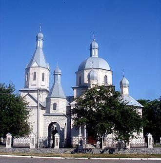 Zinkiv - Nativity Church in Zinkiv