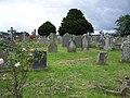 Churchyard, St Decumans - geograph.org.uk - 1438830.jpg