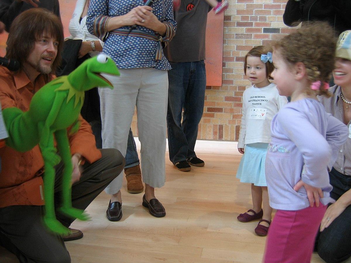 Kermit la grenouille wikip dia for Jim s dog house