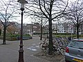 City garden and square in Amsterdam Oud-West in early spring 2013.jpg