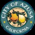 City seal of Azusa, California.png