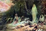 Clairin, Georges Jules Victor - The distant Princess - 1899.JPG