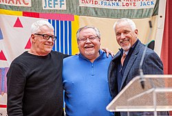 Cleve Jones, Mike Smith, and John Cunningham 20191201-8680.jpg