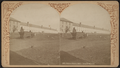 Clinton prison, hall. Length 530 feet, by Stoddard, Seneca Ray, 1844-1917 , 1844-1917.png