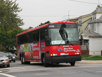 St. John's University (New York City) - SJU provides shuttle bus service for students to access satellite houses, other campuses in New York City, subway and commuter rail, and certain destinations in Manhattan.