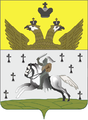 Coat of Arms of Rēzekne (1781).png