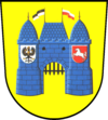Wappen der Stadt Charlottenburg von 1705