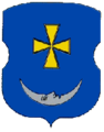 Coat of arms of Shyshaky.png