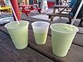 Cocktails at the Buccaneer Beach Bar, Simpson Bay, St Maarten, Oct 2014 (15089237394).jpg