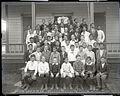 College Choir, 1895, Saint Louis College, sec9 no1136 0001, photograph by Brother Bertram.jpg