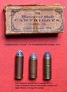 Colt .45 LC Cartridges