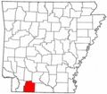 Columbia County Arkansas.png