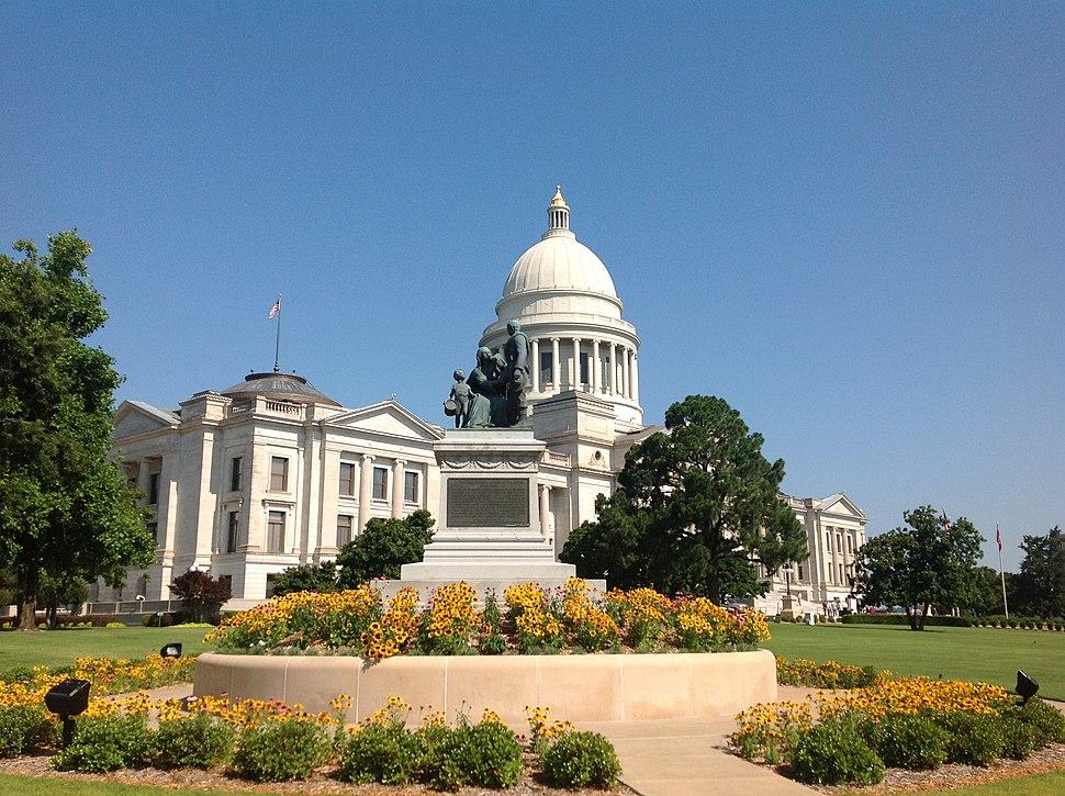 Confederate Women of Arkansas Monument, Arkansas State Capitol