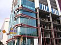 Construction of the InterContinental Hotel San Francisco 2007-01-28.jpg