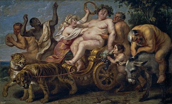 Cornelis de Vos - El triunfo de Baco.jpg