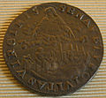 Cosimo I duke of florence and siena coins 1557-68, testone, con vista di siena.JPG