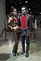 Cosplay Lady Mechanika and Lord Blackpool - Steampunk - Long Beach Comic Con 2012.jpg