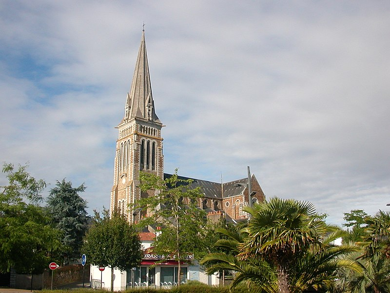 Saint-Symphorien Church of Couëron