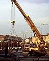 Crane in East Berlin in 1989.JPEG