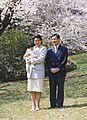 Crown Prince Naruhito with his wife and daughter.jpg