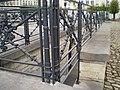 Crypt entrance, Martyrs' Square - Place des Martyrs - Martelaarsplaats (4039334913).jpg