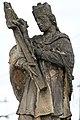 Csabrendek, Nepomuki Szent János-szobor 2021 09.jpg
