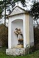 Csatár, Nepomuki Szent János-szobor 2021 03.jpg