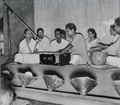 Cultural Program at Karjon Hall April 1954.png