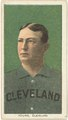 Cy Young, Cleveland Naps, baseball card portrait LCCN2008676576.tif