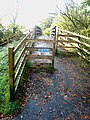 Cycleway bridge over Tipalt Burn - geograph.org.uk - 990798.jpg