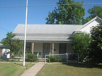 Caldwell, Texas - Czech Museum in Caldwell