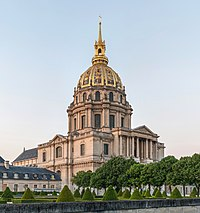 Dôme des Invalides, Paris 15 May 2014.jpg
