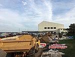 DCA Concourse construction, 20-Apr-17 (33356659094).jpg