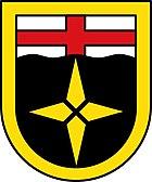 Coat of arms of the Verbandsgemeinde Vallendar