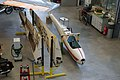 DFS Olympia Meise Glider D-6336 Fuselage and Wings RSideFront Restoration Shop DMFO 10June2013 (14606971243).jpg