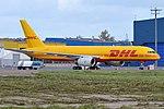 DHL, G-DHKF, Boeing 757-236(PCF) (31399908228).jpg