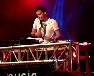 DJ Antoine - DJ Antoine live at Pahlazzo in Germany (2013)