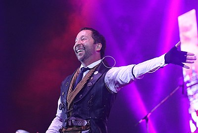 Picture of a band or musician: DJ Bobo