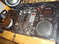 DJ gear - Pioneer CDJ-350 (x2), DJM-400 (by David J, 9288913605).jpg