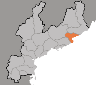 Riwon County County in South Hamgyong Province, North Korea