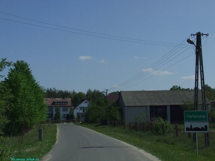 Helenów, Gmina Wiśniew