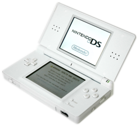 Image illustrative de l'article Nintendo DS Lite